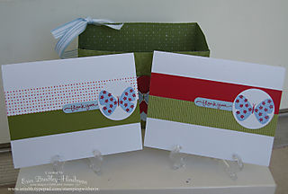 Card box cards