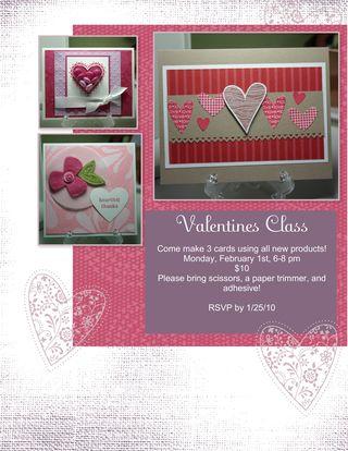 Valentine class-001