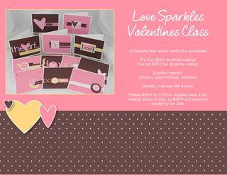 Love sparkles class-001