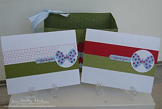 Card box cards