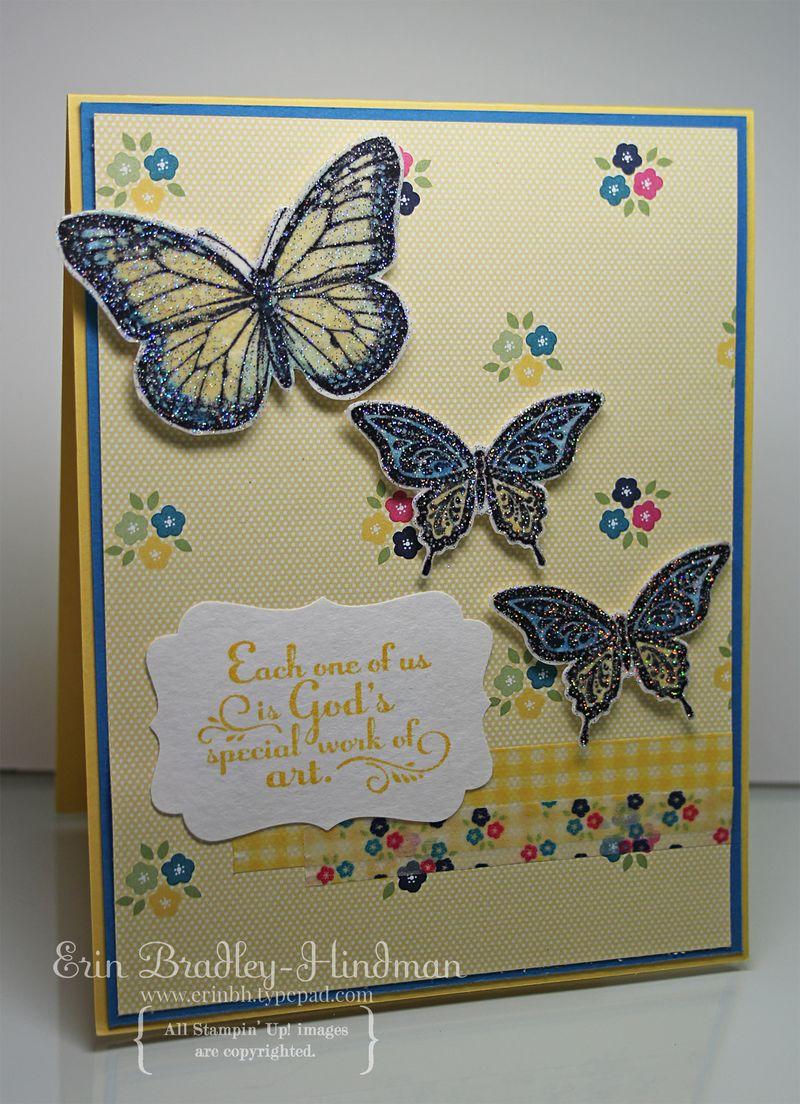 Yellowbluebutterflies